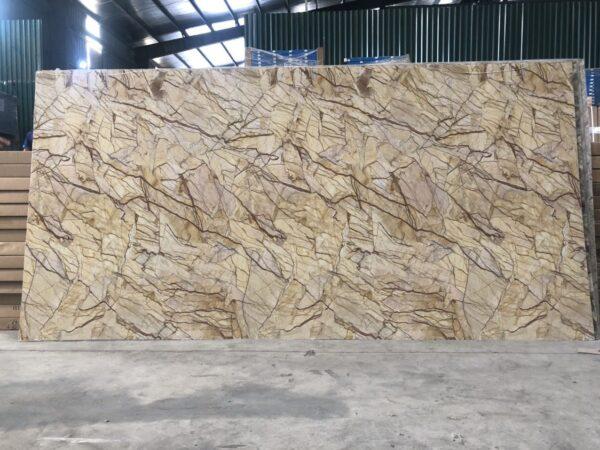Tấm ốp tường Pvc Vân Đá - HT PVC 41 - Siêu chịu nước
