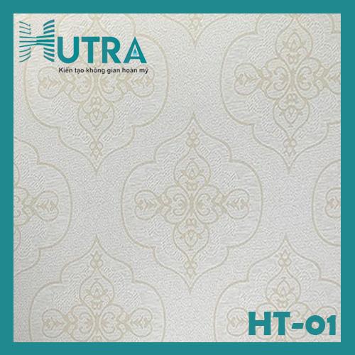Tấm ốp tường PVC nano HT-01
