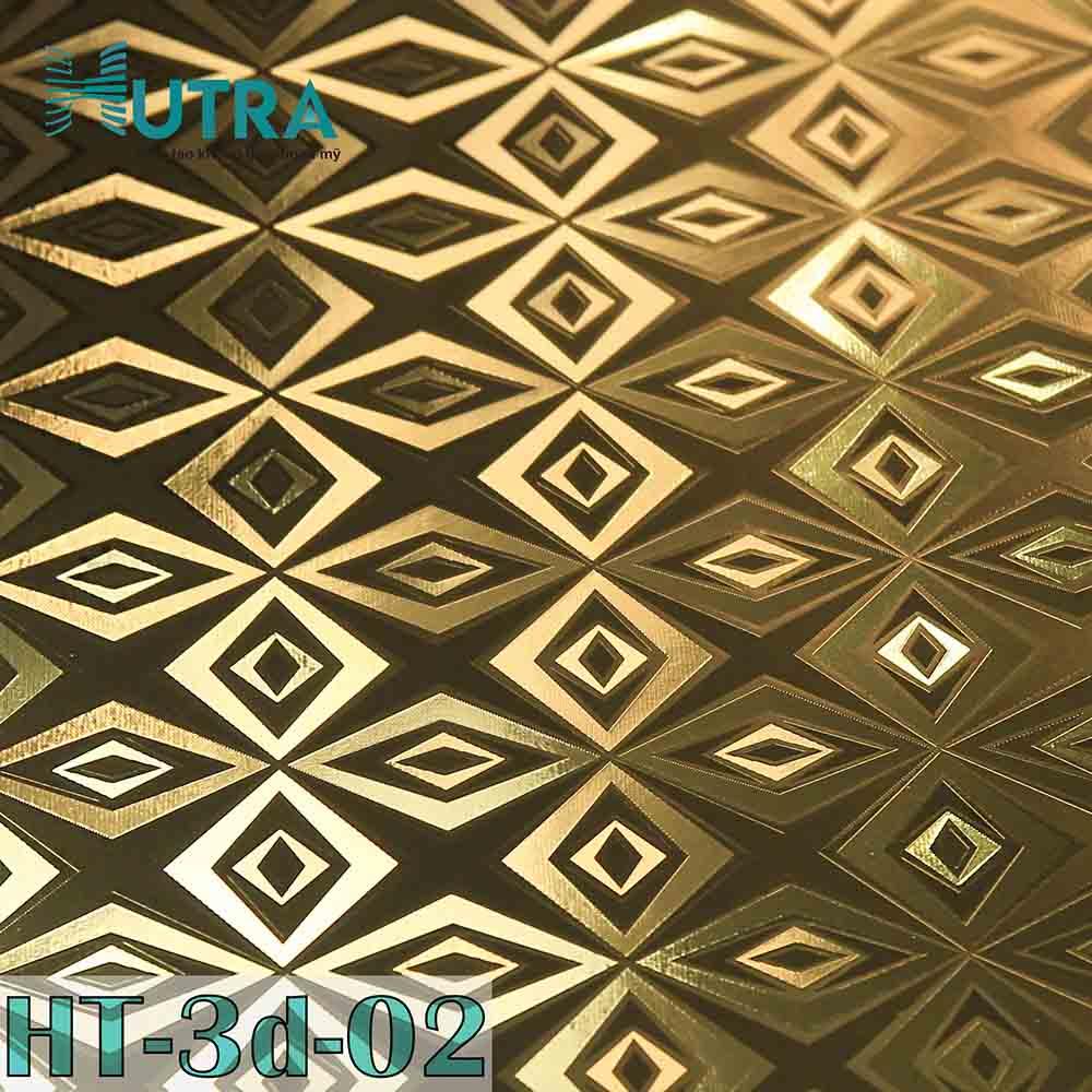 Tấm ốp tường 3D HT-3D-02