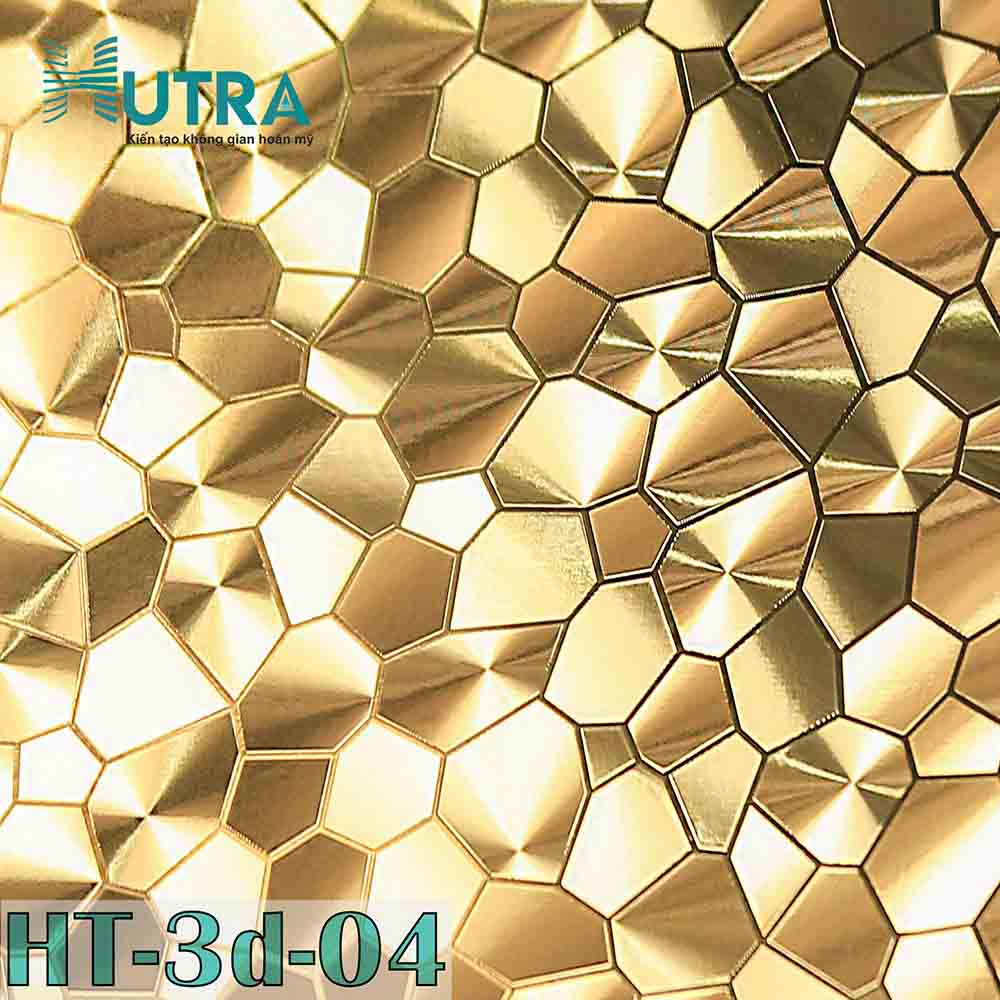 Tấm ốp tường 3D HT-3D-04