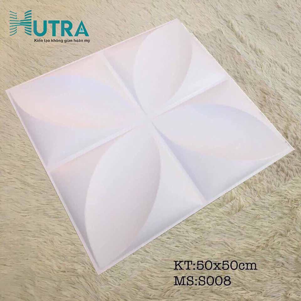 Tấm ốp tường 3D PVC S008
