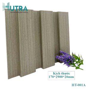 Tấm ốp tường PVC lam sóng HT-001A