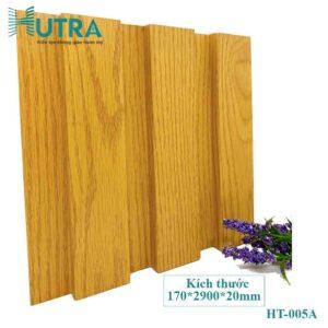 Tấm ốp tường PVC lam sóng HT-005A