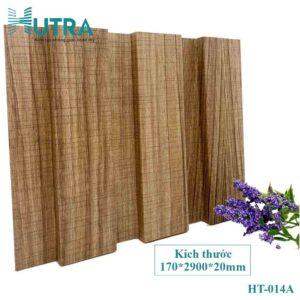 Tấm ốp tường PVC lam sóng HT-014A