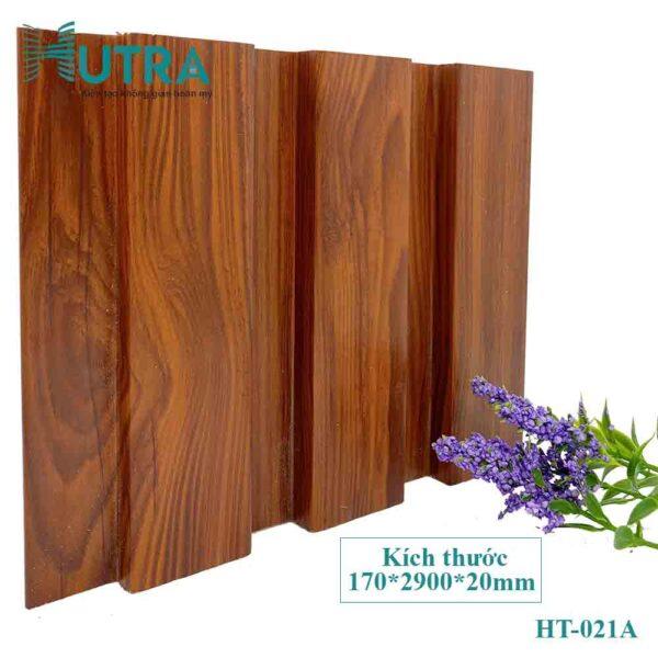 Tấm ốp tường PVC lam sóng HT-021A