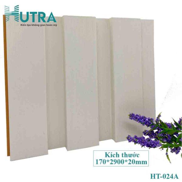 Tấm ốp tường PVC lam sóng HT-024A