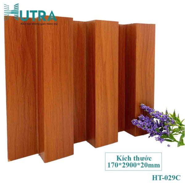Tấm ốp tường PVC lam sóng HT-029C