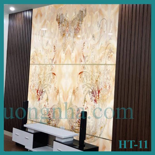 Tấm pvc vân đá đối xứng HT-11