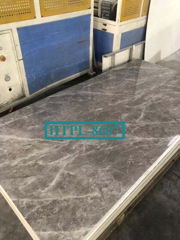 Tấm ốp tường PVC vân đá HTPL-8607