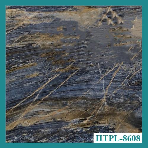 Tấm ốp tường PVC vân đá HTPL-8608