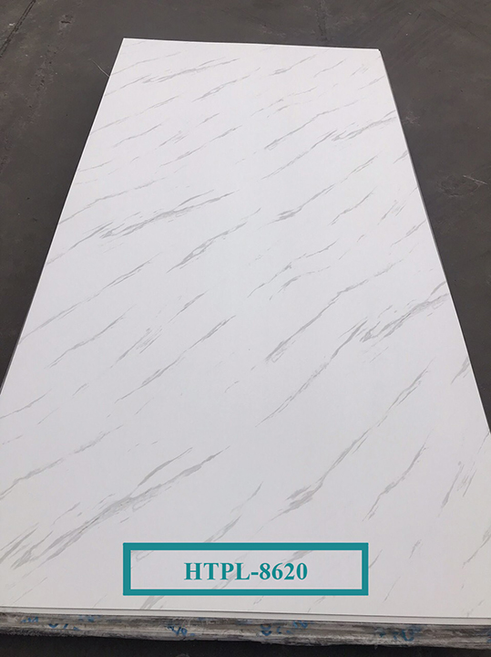 Tấm ốp tường PVC vân đá HTPL-8620