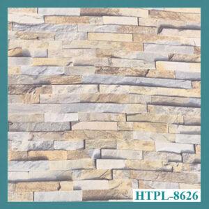 Tấm ốp tường PVC vân đá HTPL-8626