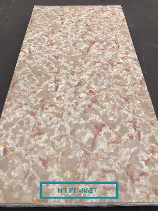 Tấm ốp tường PVC vân đá HTPL-8627