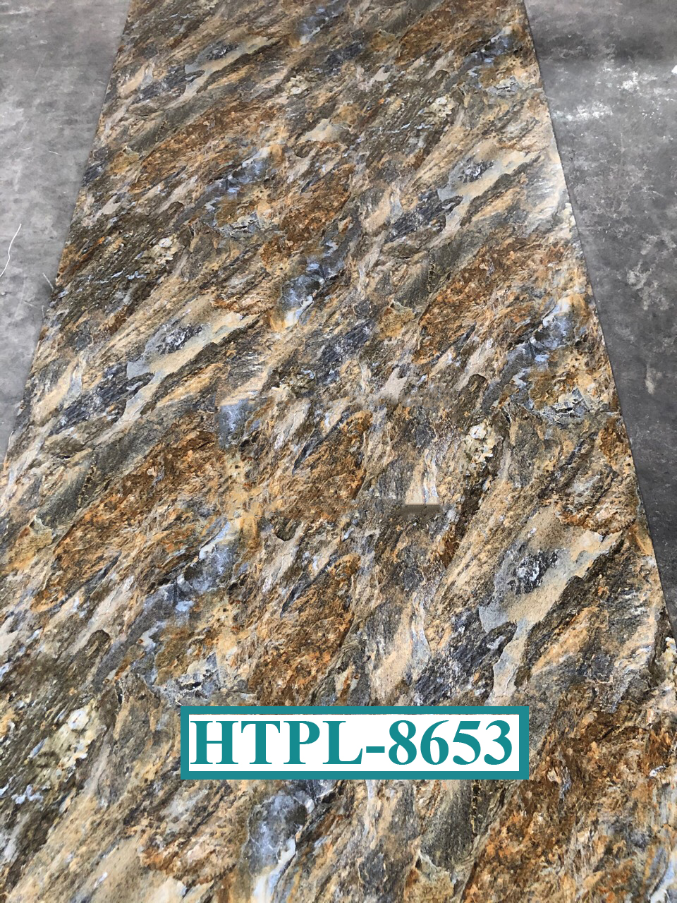 Tấm ốp tường Pvc Vân Đá HTPL-8653