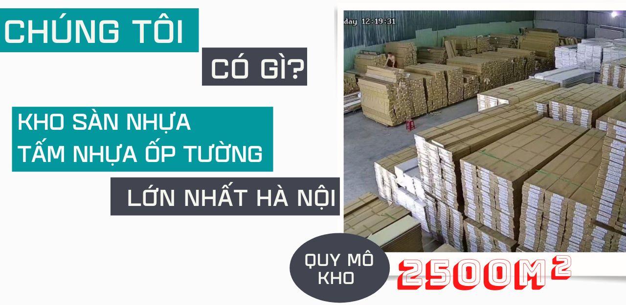 tổng kho tấm nhựa ốp tường lớn nhất Hà Nội