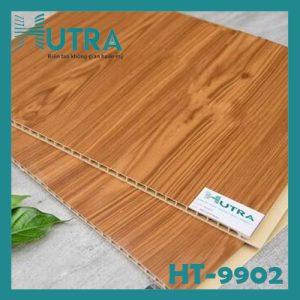 Tấm ốp tường PVC nano HT-9902