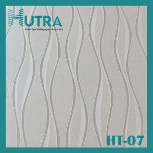 Tấm ốp tường PVC nano HT-07