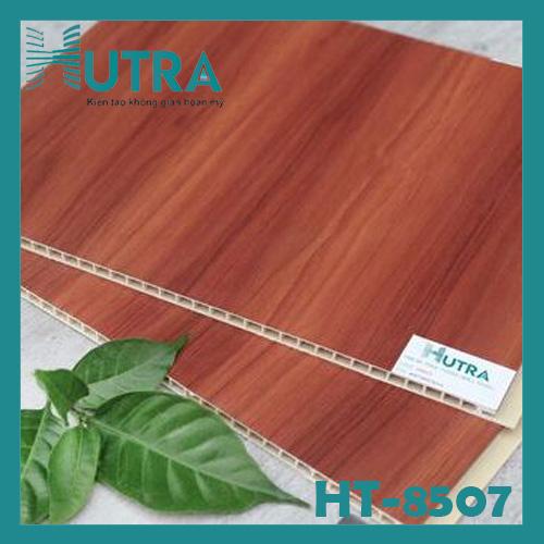 Tấm ốp tường PVC nano HT-8507