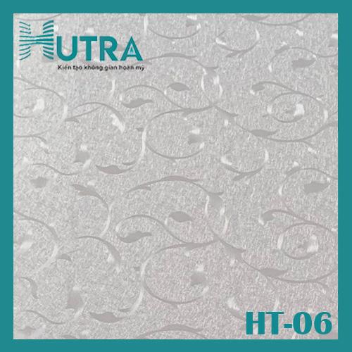 Tấm ốp tường PVC nano HT-06
